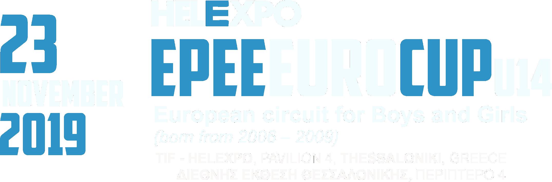 HELEXPO EPEE EUROCUP U14